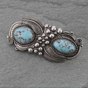 Accessories - Western Hair Clip Barrette
